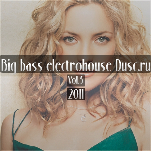 Big bass electrohouse Dusc.ru vol.3 (2011)