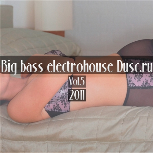 Big bass electrohouse Dusc.ru vol.5 (2011)