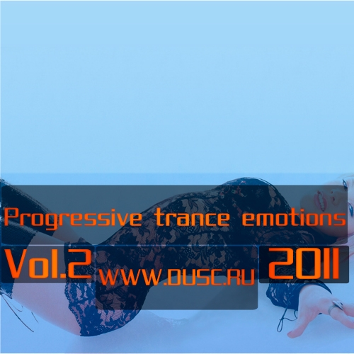 Progressive trance emotions vol.2 (2011)