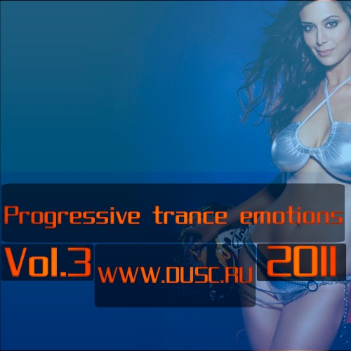 Progressive trance emotions vol.3 (2011)