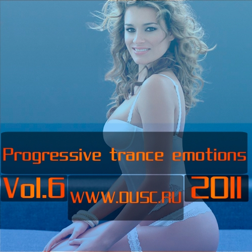 Progressive trance emotions vol.6 (2011)