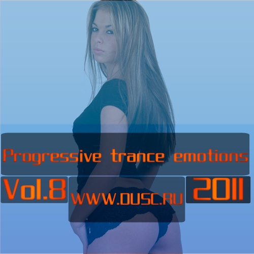 Progressive trance emotions vol.8 (2011)