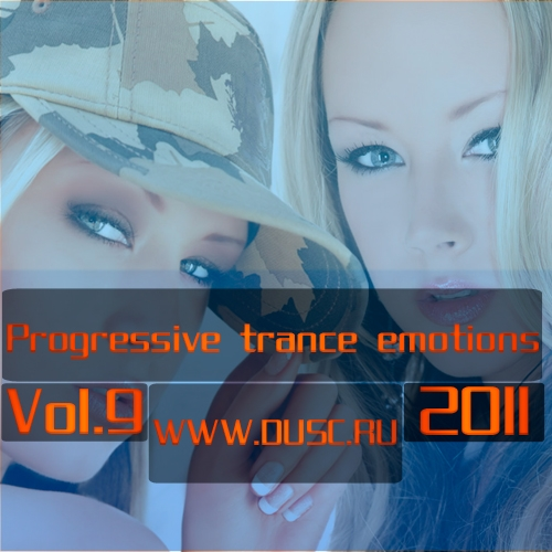 Progressive trance emotions vol.9 (2011)