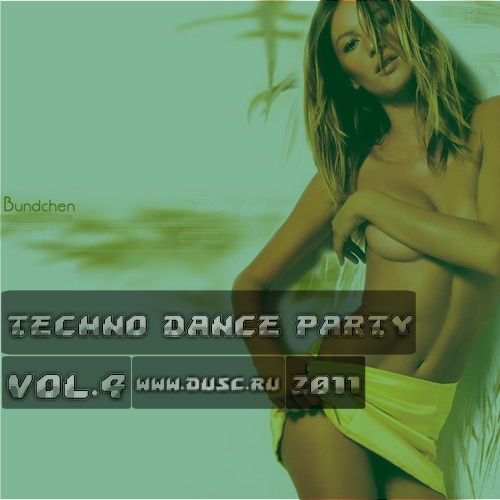 Techno dance party vol.4 (2011)