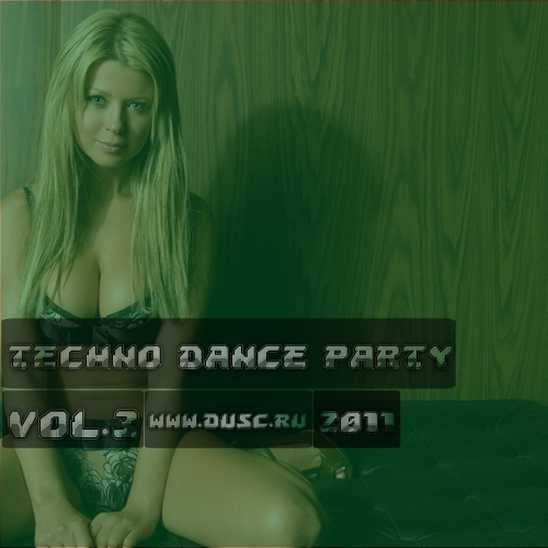 Techno dance party vol.3 (2011)