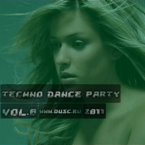 Techno dance party vol.8 (2011)