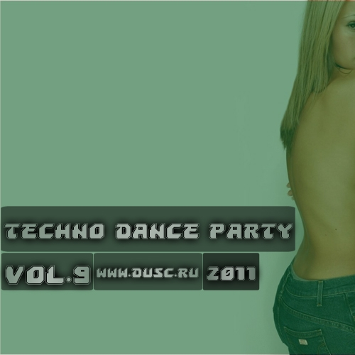 Techno dance party vol.9 (2011)