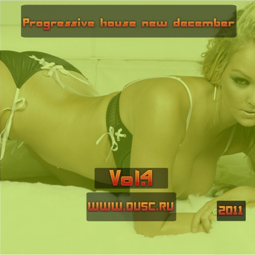 Progressive house new december vol.4 (2011)