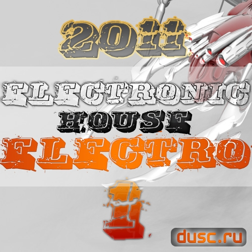 Electronic house electro vol.1 (2011)