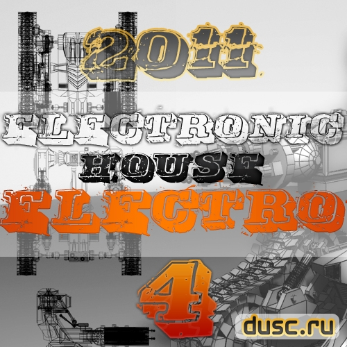 Electronic house electro vol.4 (2011)