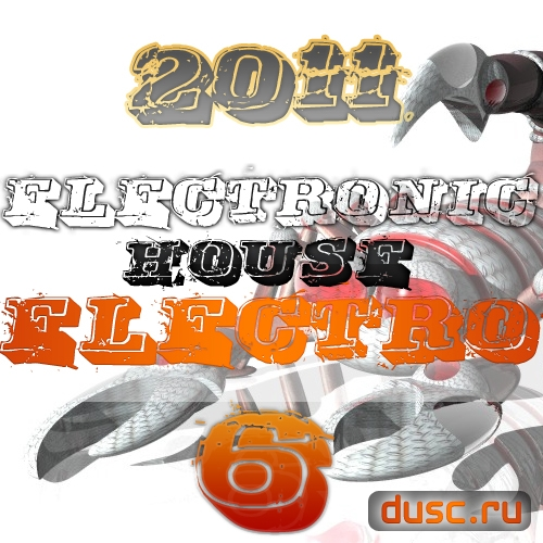 Electronic house electro vol.6 (2011)