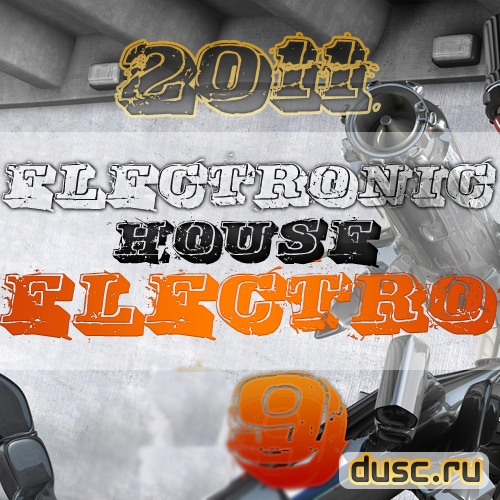 Electronic house electro vol.9 (2011)