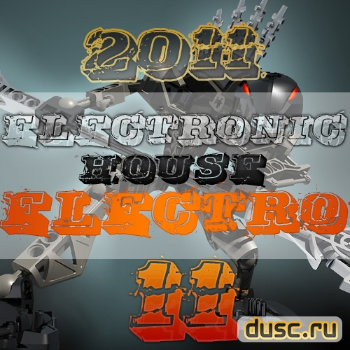 Electronic house electro vol.11 (2011)