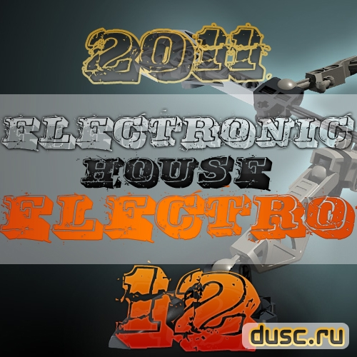 Electronic house electro vol.12 (2011)