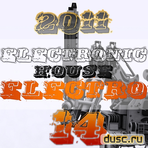 Electronic house electro vol.14 (2011)