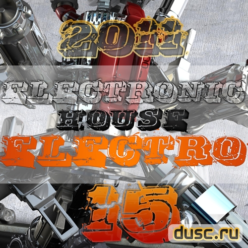 Electronic house electro vol.15 (2011)