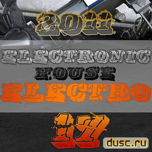 Electronic house electro vol.17 (2011)