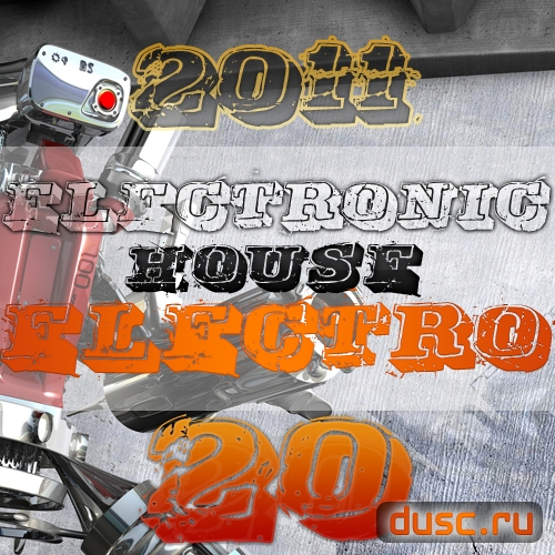 Electronic house electro vol.20 (2011)