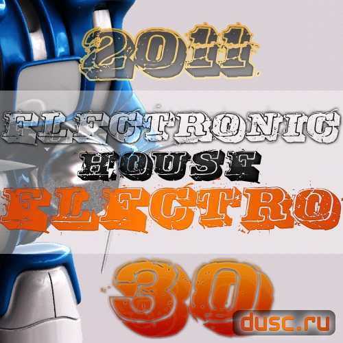 Electronic house electro vol.30 (2011)