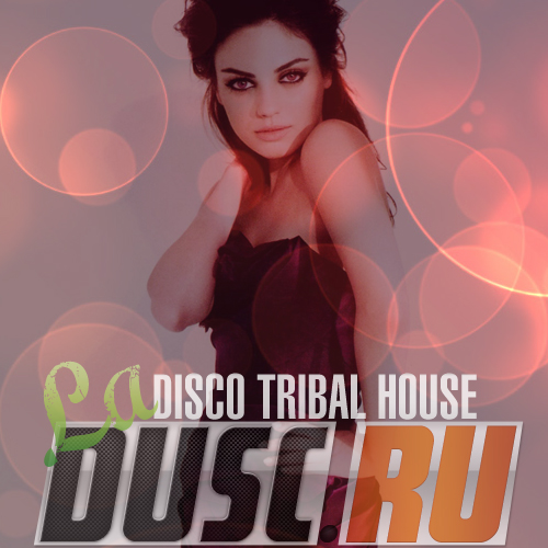 La disco tribal house vol.15 (2013)