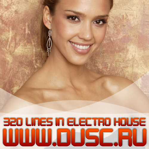 320 lines in electro house vol.1 (2012)