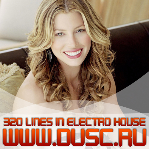 320 lines in electro house vol.3 (2012)