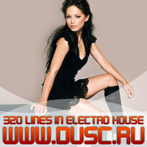 320 lines in electro house vol.5 (2012)