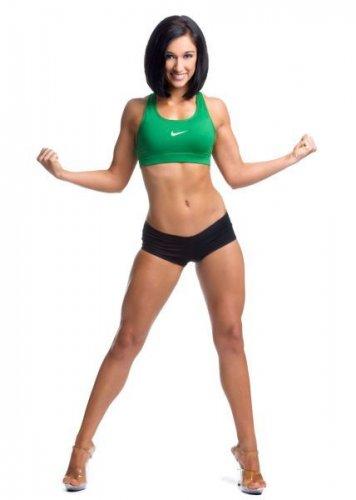 фитнес девушки красивые фото