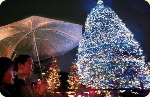 Необычные традиции празднования Нового года в разных странах мира
