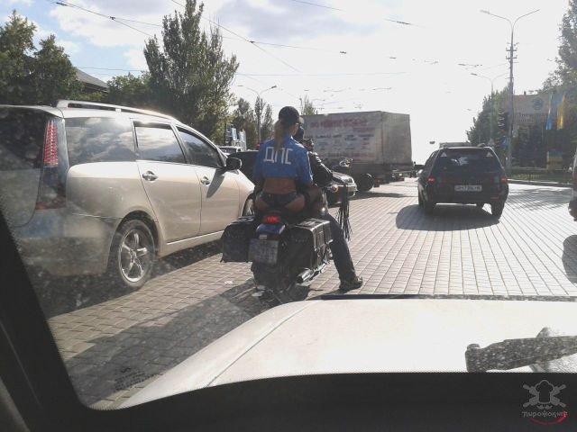 видео приколы на дороге 2015