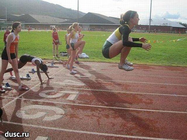 неожиданности в спорте фото