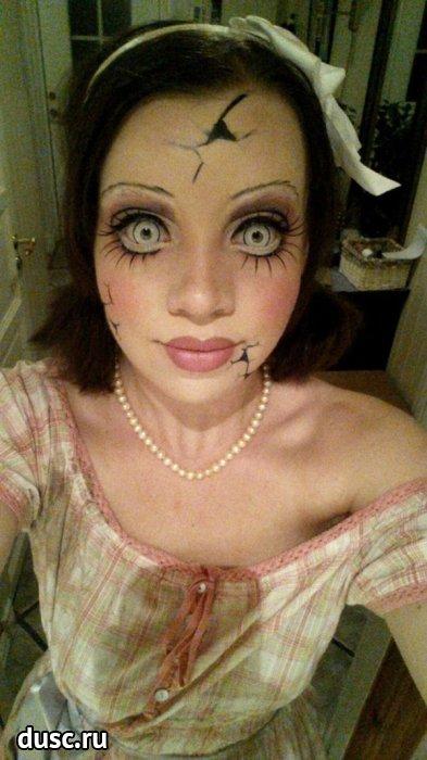 Doll halloween