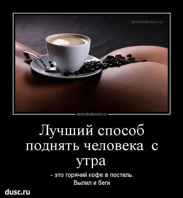 Демотиваторы секс лучше кофе