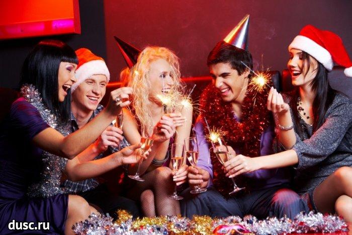 Развлечение на новый год дома сценарий